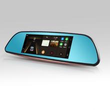 七寸大屏带安卓导航Wiff高清行车记录仪