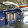 海山电炉的钻杆中频感应加热设备工艺流程