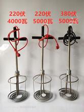 非固化加熱棒4000瓦5000瓦5000瓦380伏圖片