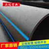 安徽PE给水管钢骨架pe给水管自来水PE聚乙烯管材