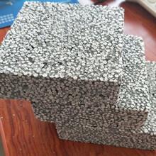 氯化镁聚苯颗粒防火板/聚苯颗粒复合保温板厂家图片
