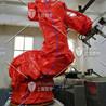 机器人防水保护罩耐酸碱防护服