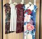 時尚旗袍夏裝(阿萊貝琳)品牌女裝折扣品牌女裝尾貨走份批發加盟