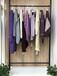 十大品牌女裝進貨渠道四季青貨源走份百格麗雙面尼韓版