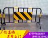 張掖公路鐵馬臨時隔離護欄安全防護可加文字