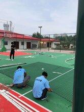 武汉塑胶跑道篮球场地施工人造草坪铺设,硅pu丙烯酸厂家直销