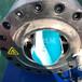 建筑行业管子扣压缩管大棚镀锌管扣管机可扣押6-51配送10套磨具