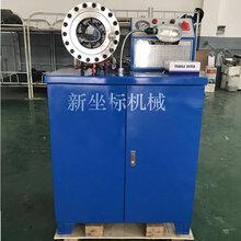 缩管机模具立式缩管机液压手动弯管机建筑钢管对接缩管机高压胶管缩管机