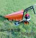 振鹏新坐标机械手扶式收割机收割时不用弯腰大豆农作物收获设备效率高更省时