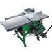木工木材切割钻方孔刨床机器小型木工台刨机200型台刨