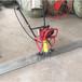 3米混凝土振平尺收漿抹光機路面鋪設用振平尺混泥土汽油震動尺