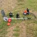 農用鋤草機園林工具背負式小型多功能家用電動除草機割草機打草機