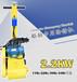氧化层打磨机移动式甲板除污除锈迹甲板污渍清扫机转2800r/min