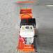 700型电动切割机路面坑槽修补市政建设改选机场路面切割设备