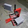 泡沫砖切割机节能环保无需油电动力圆柱8轴切砖机