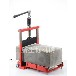 振鹏机械设备高效切砖机液压切砖机体积小携带方便