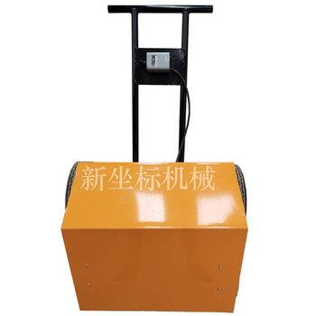 电动除锈机钢丝刷打磨轮小型机硬质钢刷除锈手推油漆清理机