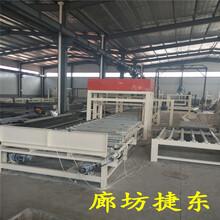 匀质板生产线液压式匀质板匀质保温板设备图片