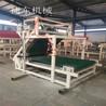 保温棉收卷机玻璃棉贴箔机生产厂家