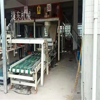 玻镁板生产线防火保温板设备厂家