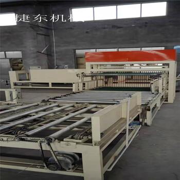 液压式匀质板设备匀质保温板设备匀质板成套设备自动化程度高