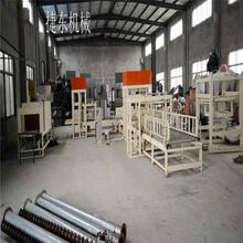 匀质板生产线液压式匀质板设备岩棉砂浆复合机图片