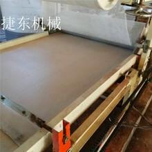 秸稈玻鎂板設備防火門芯板設備玻鎂板成套設備圖片