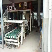 供應玻鎂保溫板設備秸稈玻鎂板設備市場前景廣闊圖片