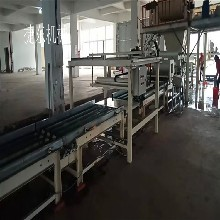 门芯板生产线玻镁板制板设备秸秆玻镁板设备图片