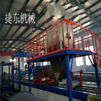 免拆模板生产设备免拆模板生产线免拆模板设备生产厂家