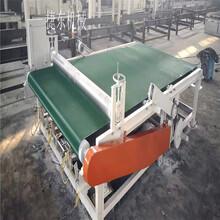 玻璃棉打卷机保温棉贴箔机分层设备专业生产厂家图片
