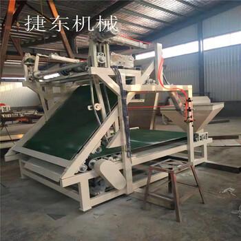 保温棉贴箔机玻璃棉分层机质量优异价格实惠