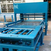 水泥發泡成套設備生產線發泡水泥切割鋸水泥發泡生產設備圖片