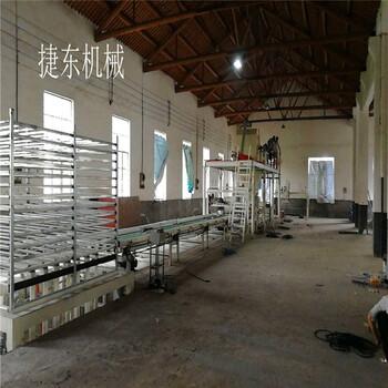 玻镁板生产线秸秆玻镁板设备防火门芯板设备专业生产厂家