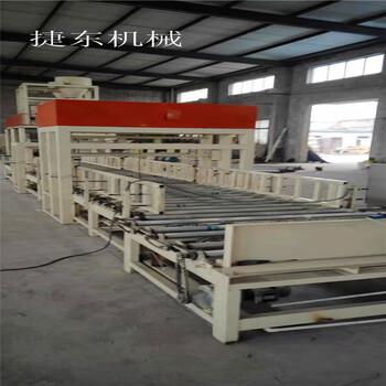 匀质保温板设备匀质板生产线液压式匀质板设备