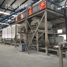 匀质板生产设备匀质保温板设备水泥基匀质板设备图片