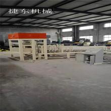 市场优质匀质板生产线水泥基匀质板设备匀质保温板设备图片