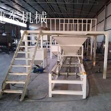 建筑一体化免拆模板设备免拆模板生产设备免拆一体板设备图片