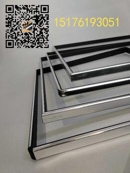 9A中空玻璃暖边条玻纤暖边条三玻两腔节能房适用暖边条