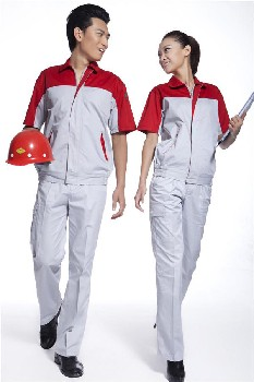 天津工作服工装职业装制服名士制衣夏季工作服