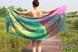 杭州圍巾工廠,圍巾加工優選汝拉服飾令你尖叫圍巾產品的廠家