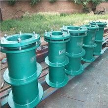 甘肃酒泉地下预埋柔性防水套管厂家dn300柔性防水套管图片