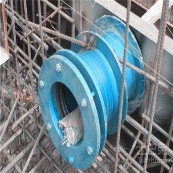 嘉兴柔性防水套管厂家供应304不锈钢A型柔性防水套管