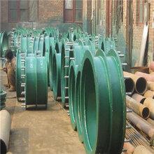 伊犁02S404B型柔性防水套管厂家DN1400大口径预埋柔性防水套管图片