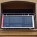 工程聯箱真空管集熱器太陽能選哪家承接集熱模塊工程中科藍天太陽能
