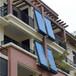 真空管分體式太陽能熱水器選哪家價格中科藍天廠家承接太陽能集熱模塊聯箱工程