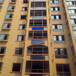 中科藍天平板太陽能對市場的有力影響生產廠家承接小區陽臺壁掛式太陽能熱水工程