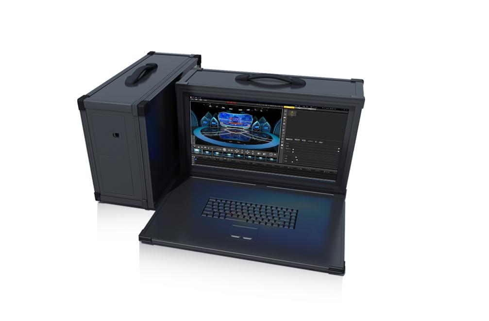 绣歌XG-1000无轨真三维虚拟演播室系统4K虚拟演播室系统