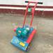 地坪清灰機路面清渣機鏈條清理機刨毛機道清渣機合金頭拉毛機