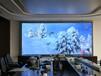 佛山南海知名樓盤展示廳LED小間距